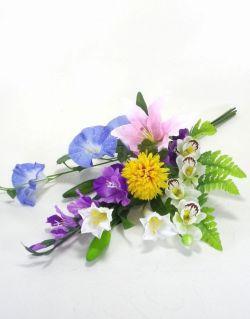 【造花供花】夏の造花の仏花J(1束)